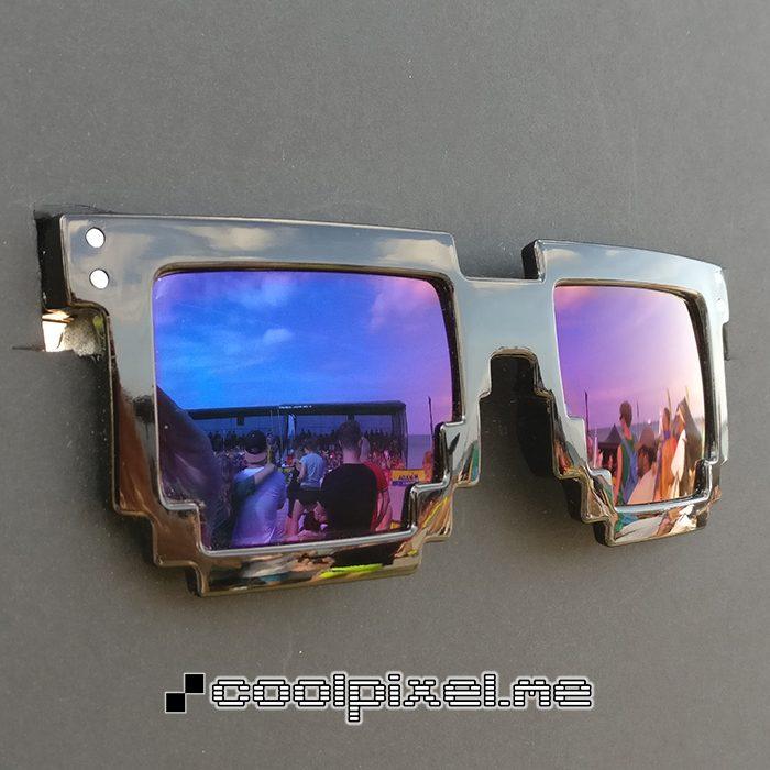 Spejl effekt strand